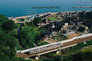海の見える街の写真・画像素材[1329957]