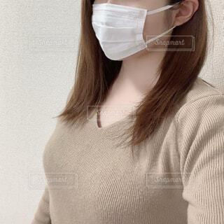 マスクの写真・画像素材[4325866]