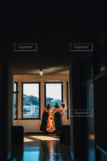 卒業を迎える大学生の写真・画像素材[4170649]