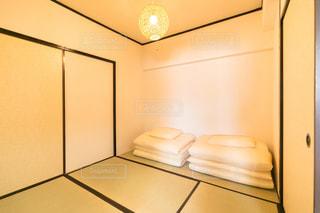 和風な寝室の写真・画像素材[2851440]