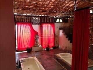 Baliのスパの写真・画像素材[4060073]