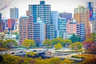 広島市内の景色の写真・画像素材[4168877]