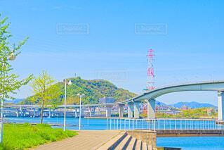 平成ヶ浜から見た風景の写真・画像素材[4330588]