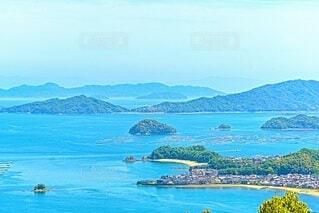呉市音戸町の海の写真・画像素材[4395372]