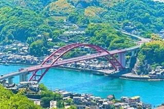 第二音戸大橋の写真・画像素材[4395374]