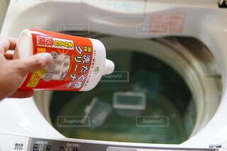 洗濯槽用洗剤の写真・画像素材[4630670]