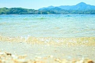 透き通る海のある周防大島の写真・画像素材[4637402]