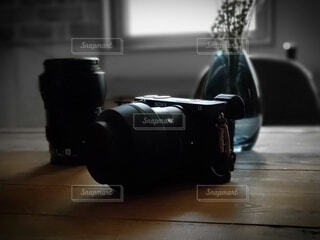 カメラ初心者のa6400と常用レンズの写真・画像素材[4656584]