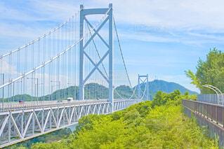 因島大橋の写真・画像素材[4673150]