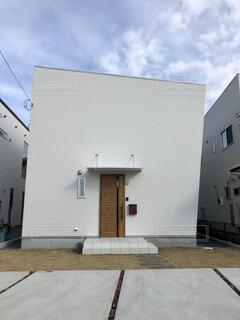 新築の家の写真・画像素材[4165166]