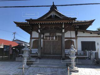 お寺の写真・画像素材[4852130]