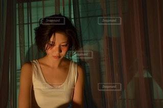 女性の写真・画像素材[117724]