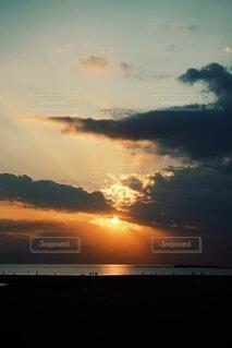 空の雲の写真・画像素材[4025486]