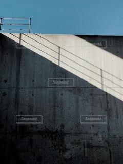 光と影の写真・画像素材[4028601]