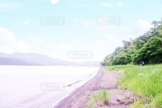 湖の写真・画像素材[2926929]