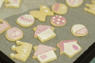 アイシングクッキーの写真・画像素材[3133499]