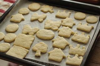 焼きたてクッキーの写真・画像素材[3133498]