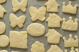 焼きたてクッキーの写真・画像素材[3133497]
