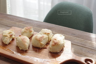 手作りパンの写真・画像素材[3140698]