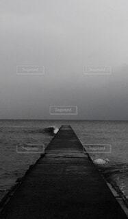 海の先の写真・画像素材[4030652]