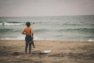 波への写真・画像素材[4032807]