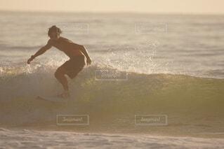サーフィンの写真・画像素材[4032808]