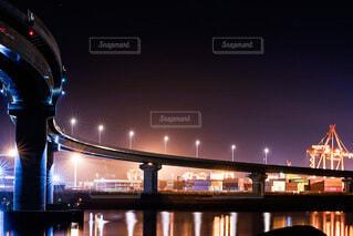 橋の写真・画像素材[4055637]