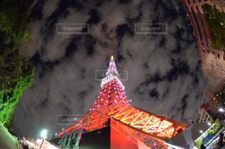 東京タワーの写真・画像素材[169284]