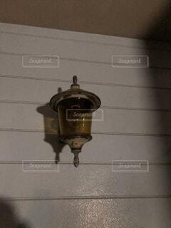 外灯の写真・画像素材[4120634]