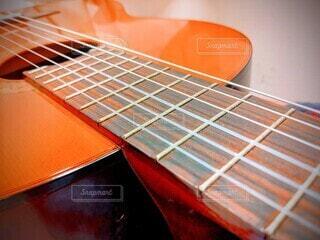 ギターの写真・画像素材[4045197]