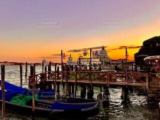 ヴェネツィアの風景の写真・画像素材[4034711]