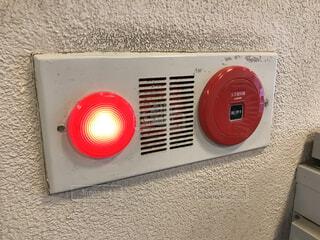 火災報知設備の写真・画像素材[4310735]