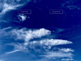 雲の様子の写真・画像素材[4336499]