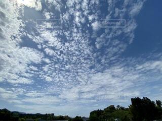 晴れた日の空の写真・画像素材[4354078]