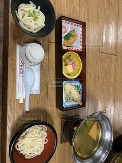 日本のうどん料理の写真・画像素材[4037927]