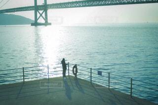 海峡の写真・画像素材[4207724]