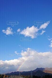 虹の空の写真・画像素材[4041641]