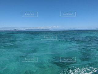 地平線の写真・画像素材[4043475]