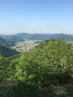 山々の写真・画像素材[4051072]