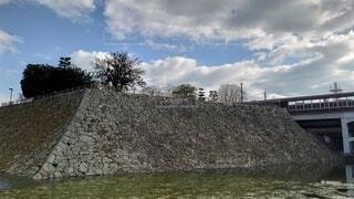 三原城跡の写真・画像素材[4110938]