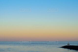 海と灯台の写真・画像素材[4054659]