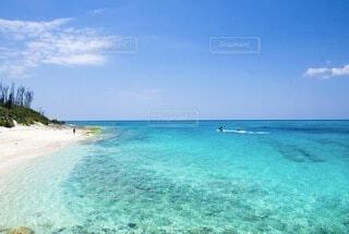 沖縄の海の写真・画像素材[4068257]