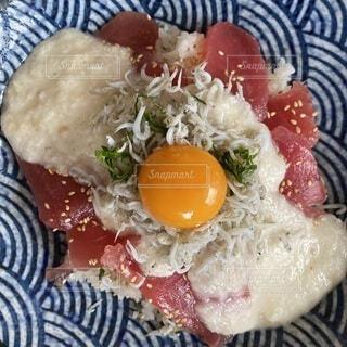 食べ物の皿の写真・画像素材[4052306]
