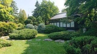 日本庭園の写真・画像素材[4057209]