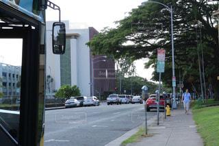 ハワイの街並みの写真・画像素材[851389]