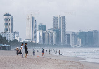 My Khe Beachの写真・画像素材[4075741]