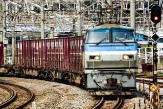 貨物列車の写真・画像素材[4069925]