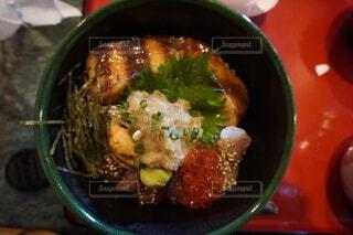 特大海鮮丼の写真・画像素材[4359097]
