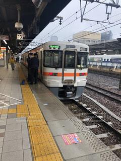 JR東海関西本線四日市行きの写真・画像素材[4311510]