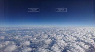 宇宙と空の境の写真・画像素材[4073924]